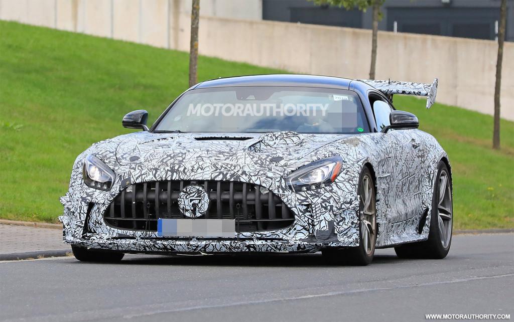 Mercedes-AMG GT Black Series, ATS RR Turbo, VW Golf GTE: Car News Headlines