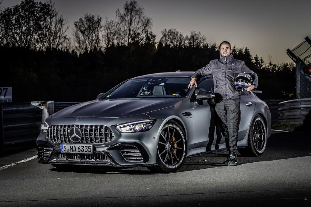 2021 Mercedes-AMG GT 63 S 4-Door Coupe