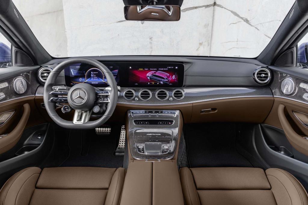 2021 Mercedes-AMG E63 S