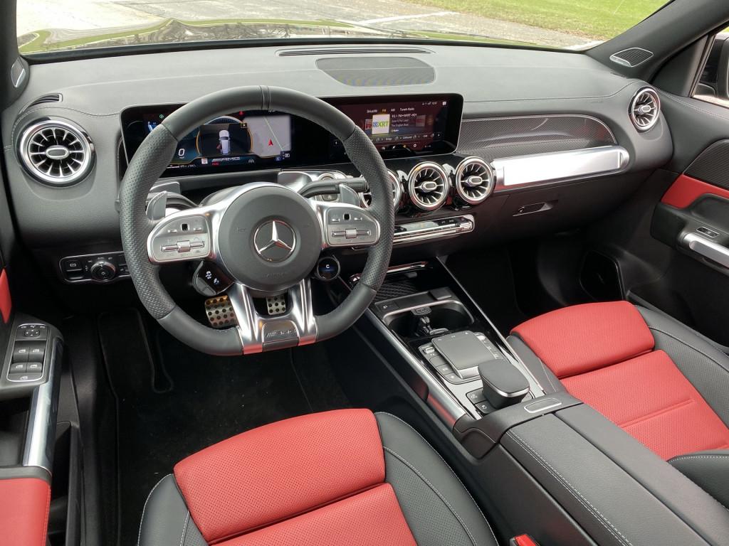 2021 Mercedes-Benz AMG GLB35