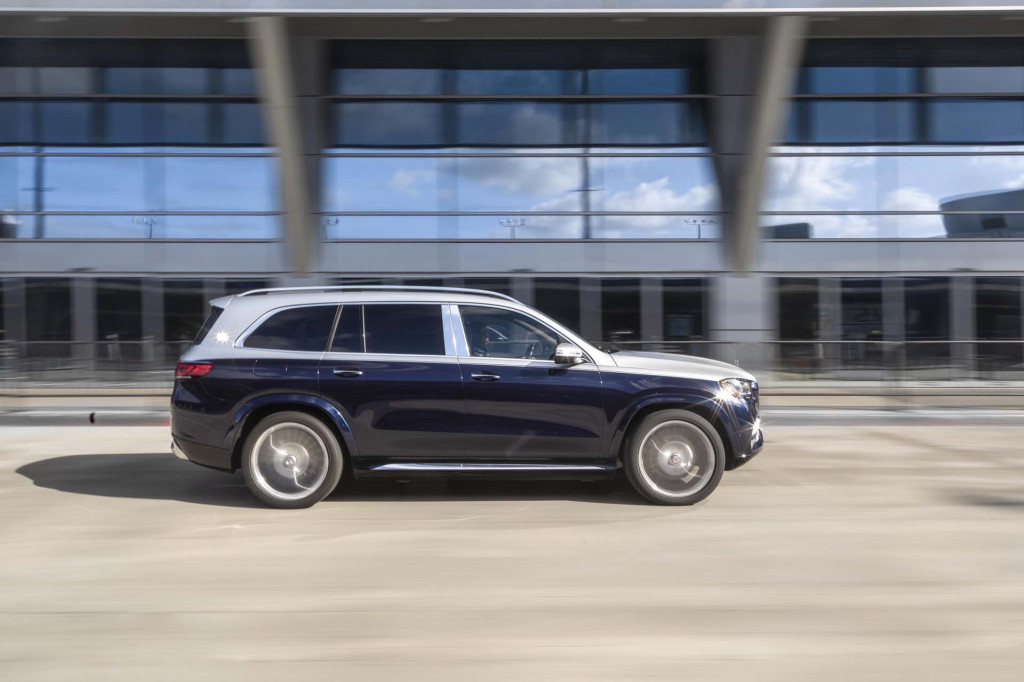 2021 Mercedes-Benz Maybach GLS600