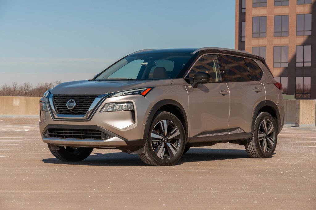 Review update: 2021 Nissan Rogue Platinum shifts upmarket