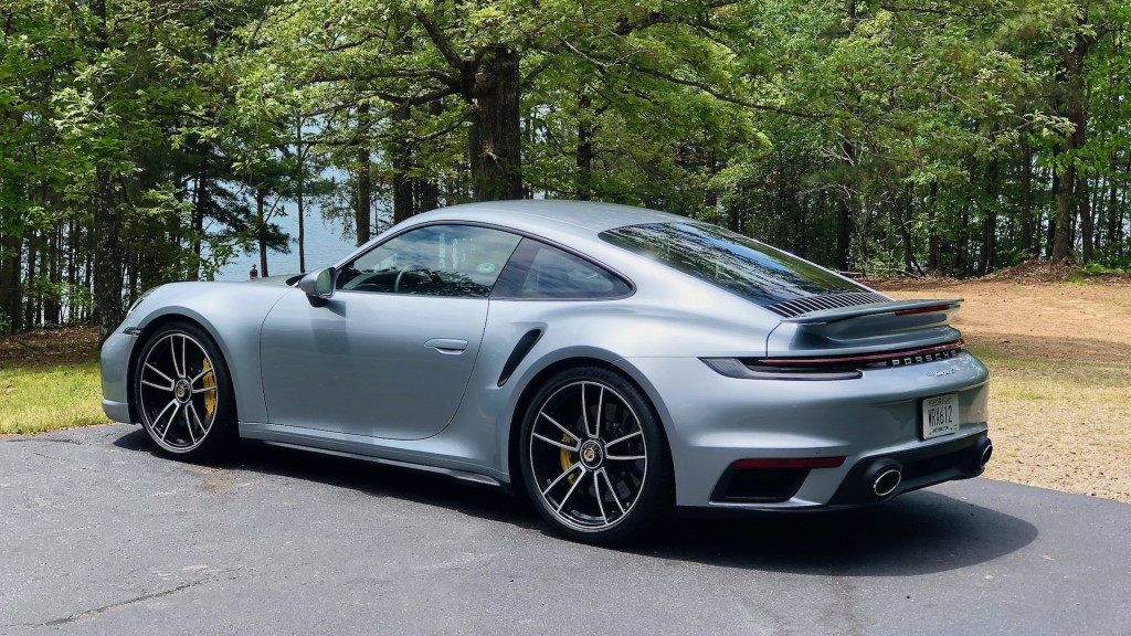 First Drive Review The 2021 Porsche 911 Turbo S Jolts Us With Megawatt Performance