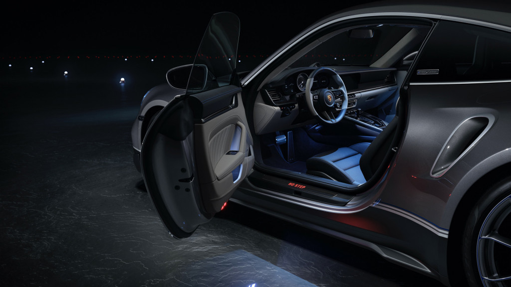 "2021 Porsche 911 Turbo S ""Duet"""