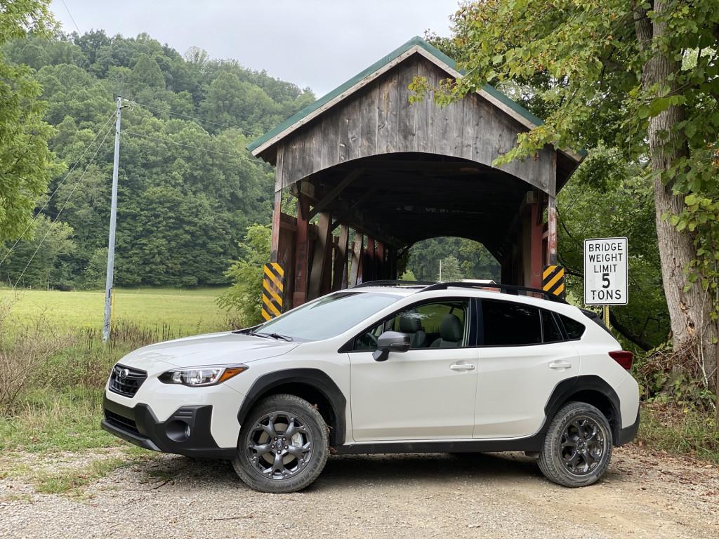 First drive: 2021 Subaru Crosstrek Sport inspires rallycross dreams