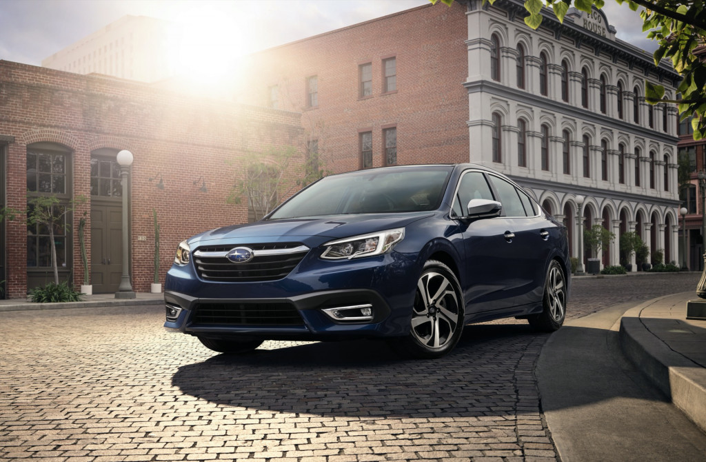 2021 Subaru Legacy sedan prices start at $23,820, comes with more standard safety features
