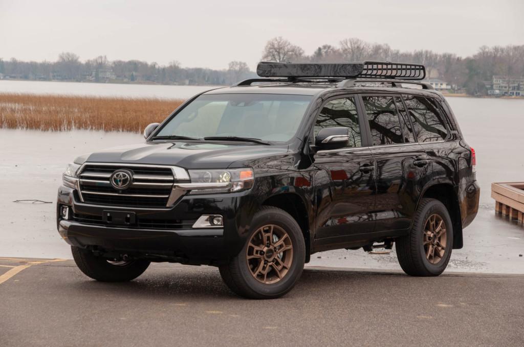 2021 Toyota Land Cruiser Heritage Edition