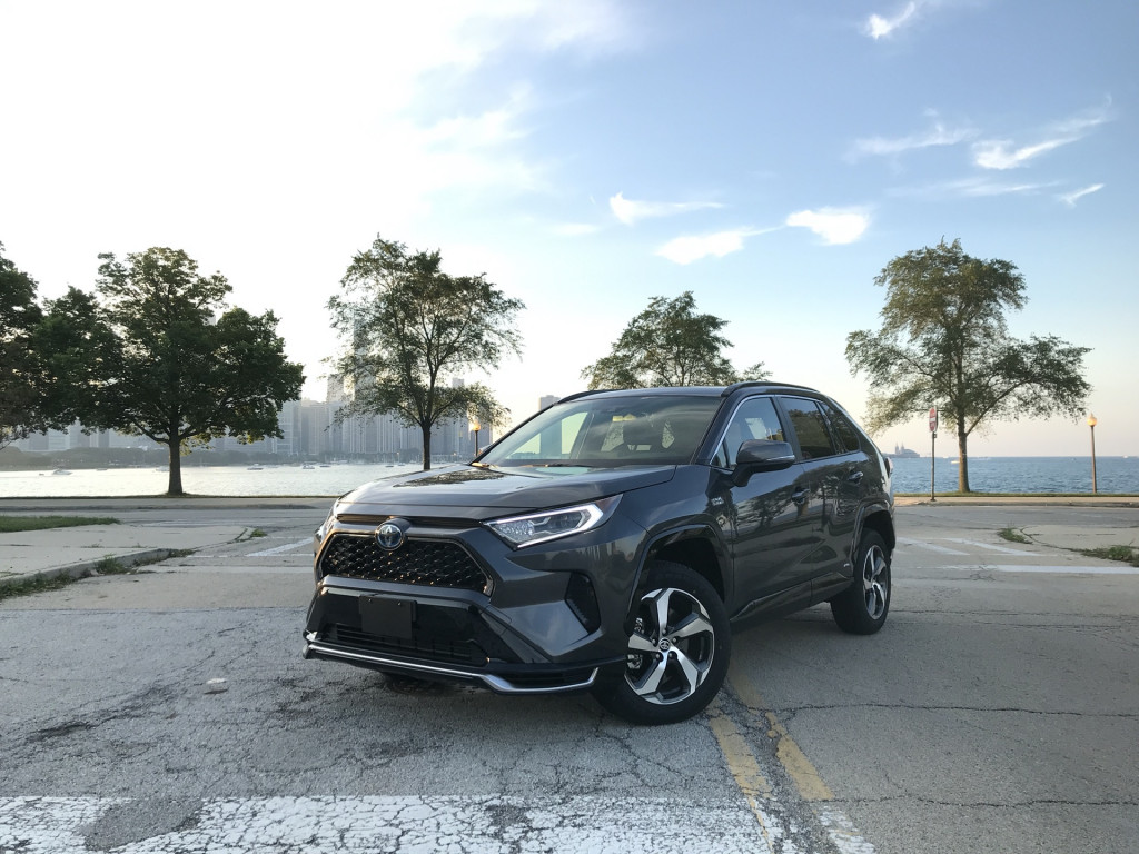 4 fast facts about the 2021 Toyota RAV4 Prime plug-in hybrid