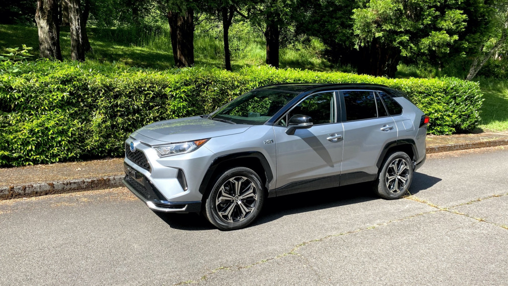2021 Toyota RAV4 Prime first drive. - July 2020