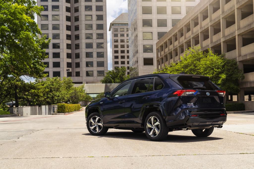 2021 Ford Escape Plug-In Hybrid vs. 2021 Toyota RAV4 Prime: Compare Crossover SUVs