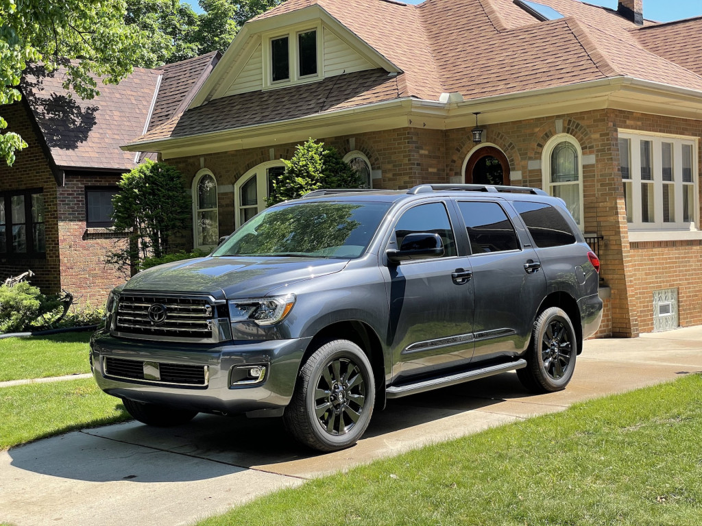 Review update: 2021 Toyota Sequoia falls behind as it soldiers on