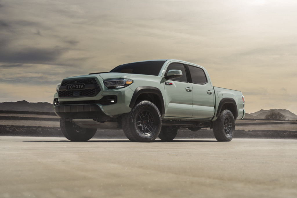 2021 Toyota Tacoma reviewed, 2020 Audi A6 Allroad driven, police fleet BMW i3s: What's New @ The Car Connection