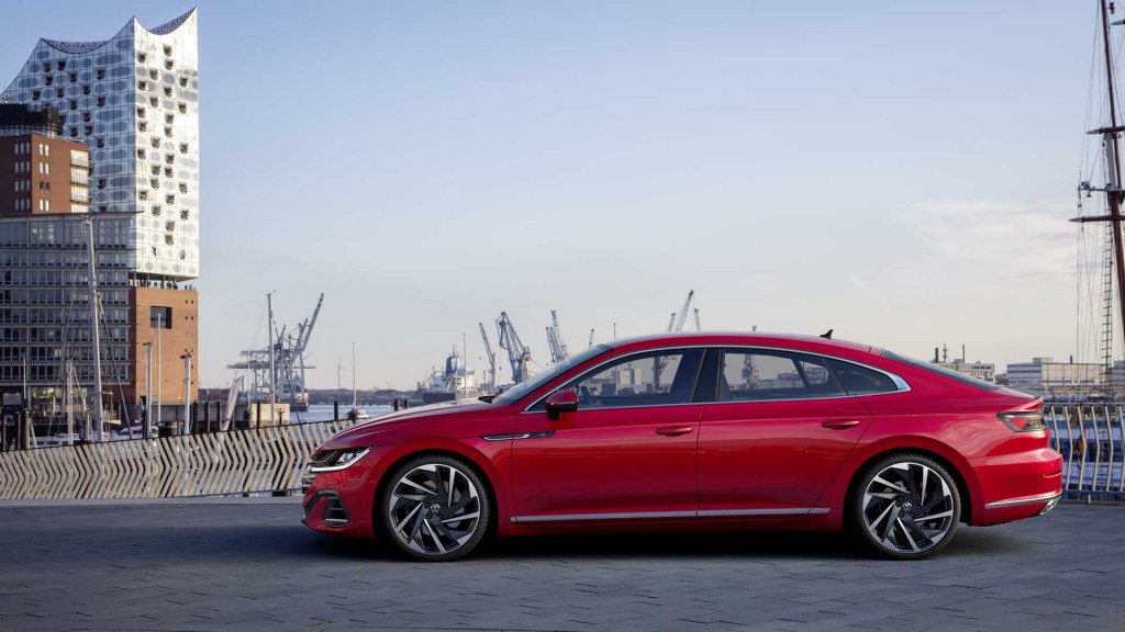 2021 Volkswagen Arteon is more expensive to start, but cheaper at the top