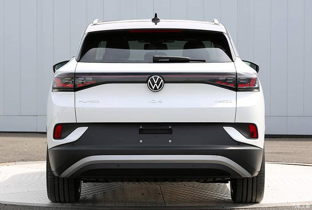 2021 Volkswagen ID 4 leaked - Photo credit: Autohome