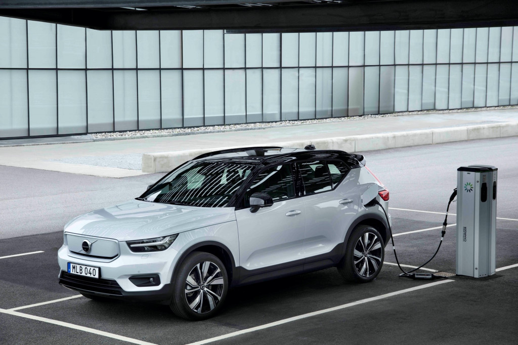 2021 Volvo XC40 Recharge priced at $53,990