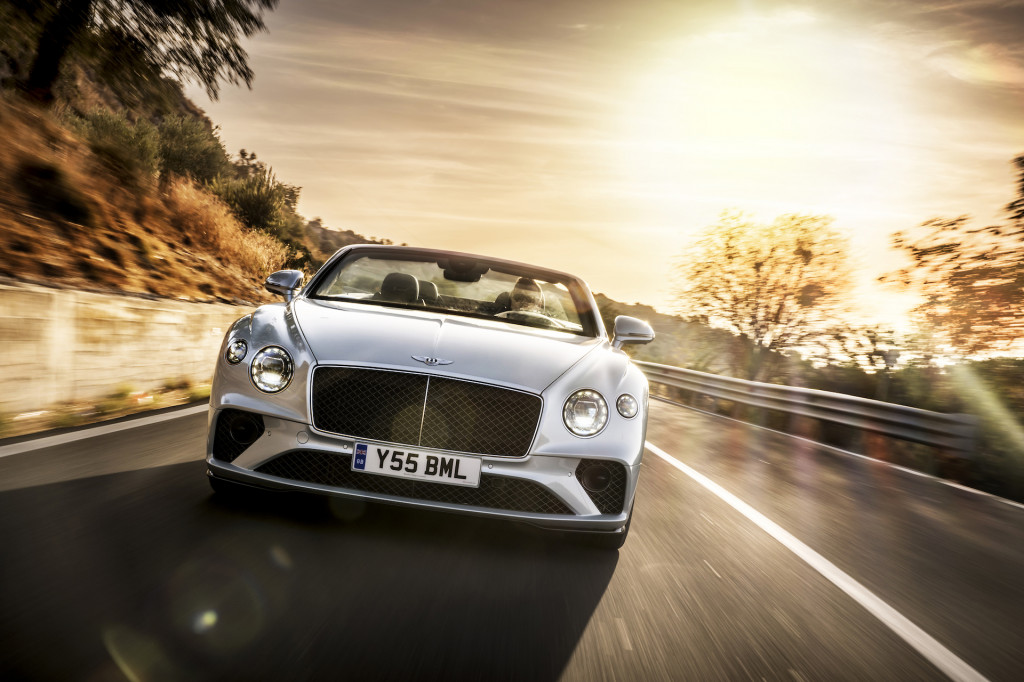 2022 Bentley Continental GT Speed, Sicily Convertible (Breeze)