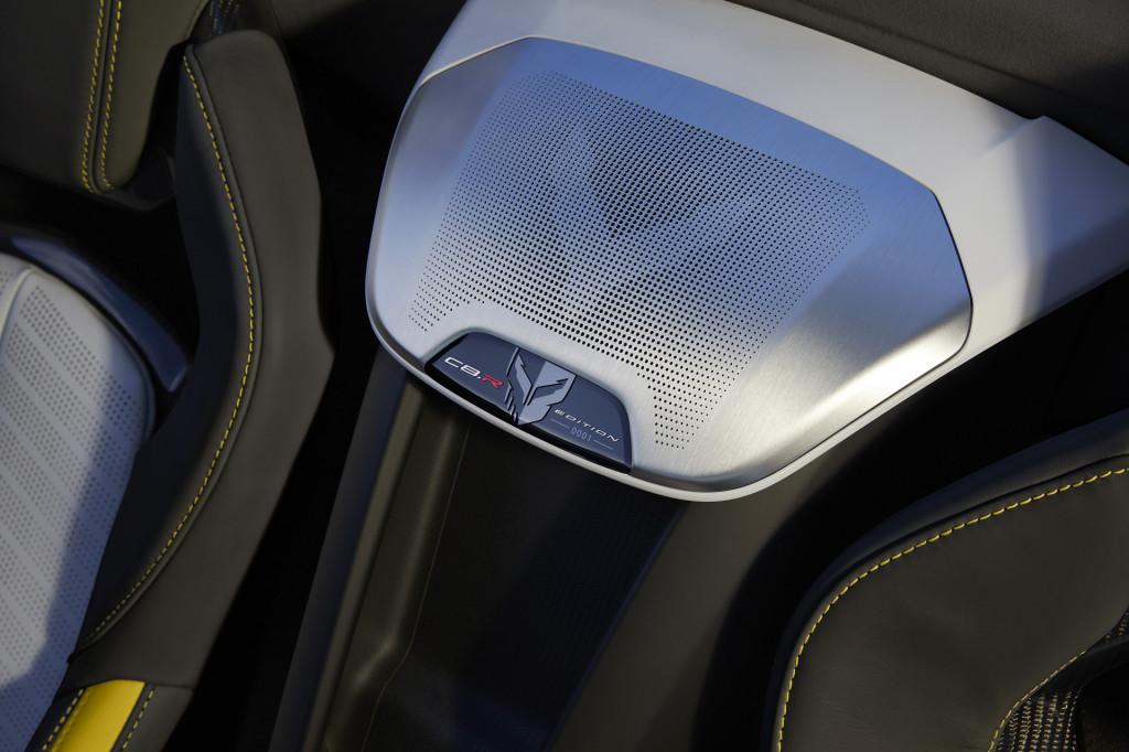 2022 Chevrolet Corvette Stingray IMSA GTLM Championship Edition