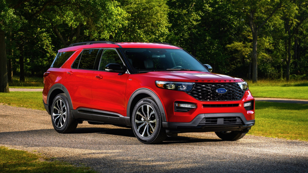 2022 Ford Explorer expands ST lineup