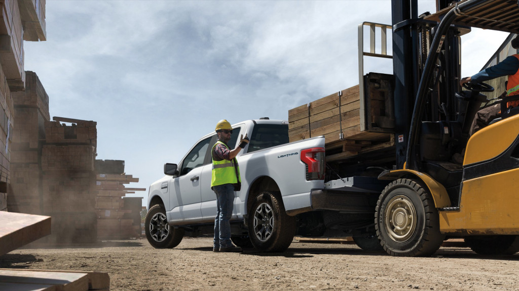 2022 Ford F-150 Lightning Pro makes a great work truck—here's why