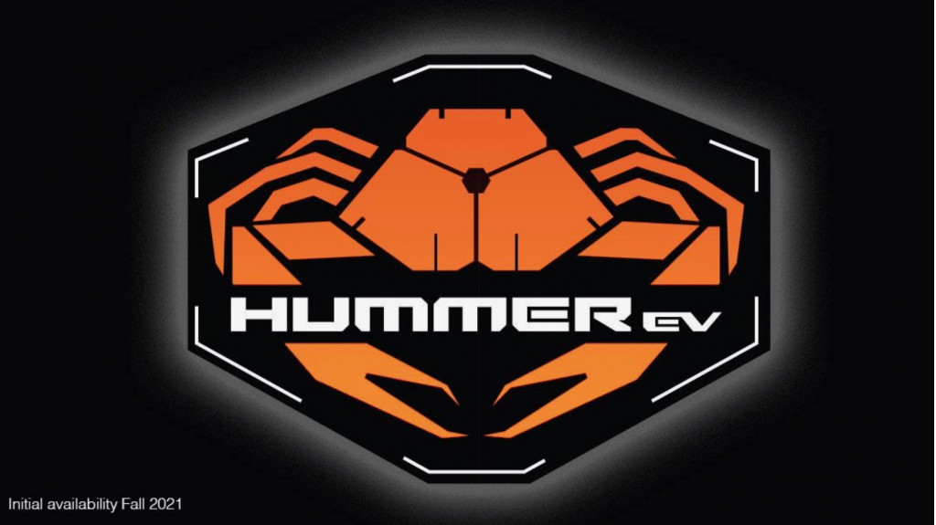2022 GMC Hummer EV Crab Mode teaser