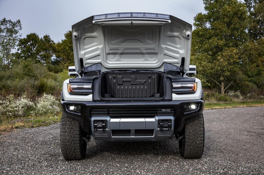 2022 GMC Hummer EV Edition 1: 350-mile electric off-road ...