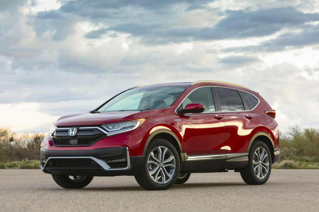 2022 Honda CR-V Hybrid