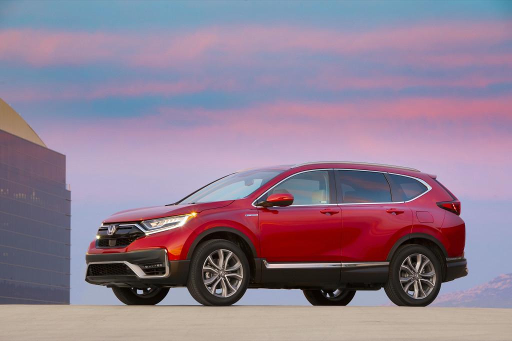 2022 Honda CR-V and CR-V Hybrid increase $400 despite no changes