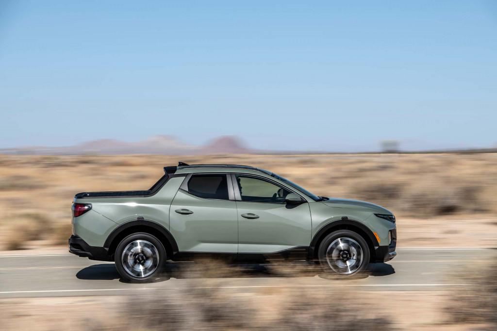 2022 Hyundai Santa Cruz preview
