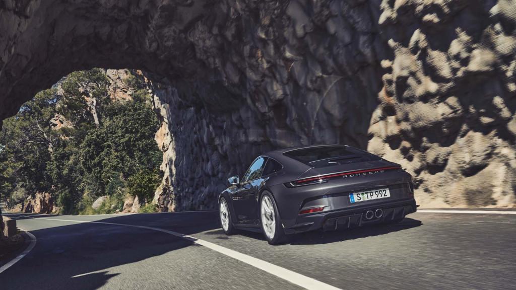 2022 Porsche 911 GT3 Touring