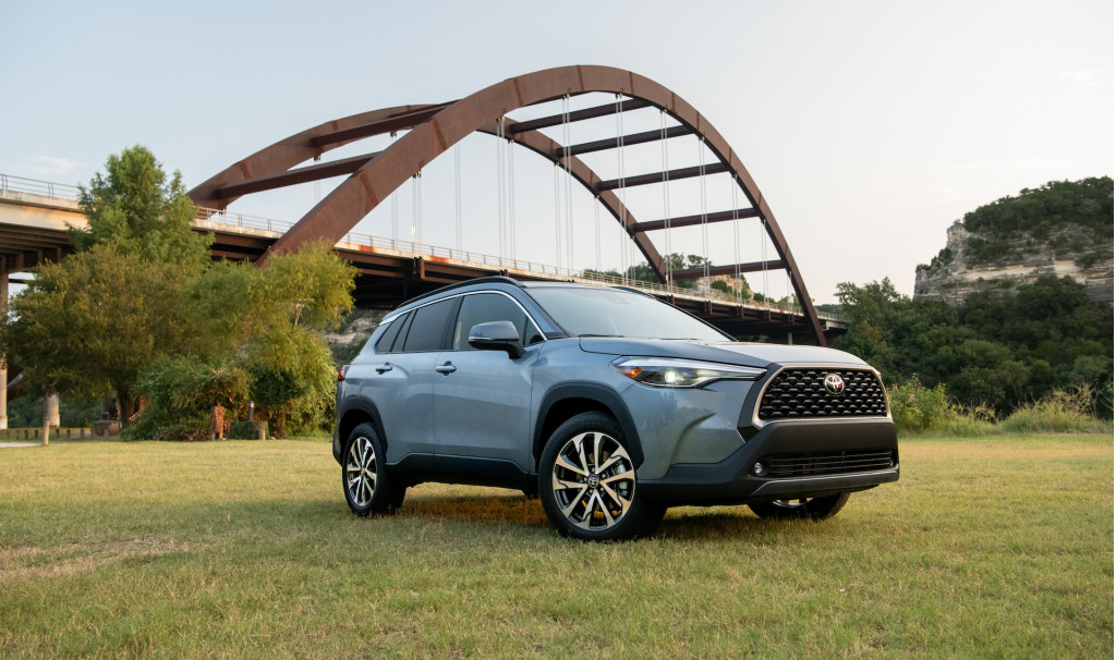 2022 Toyota Corolla Cross costs $23,410, but be ready to spend more