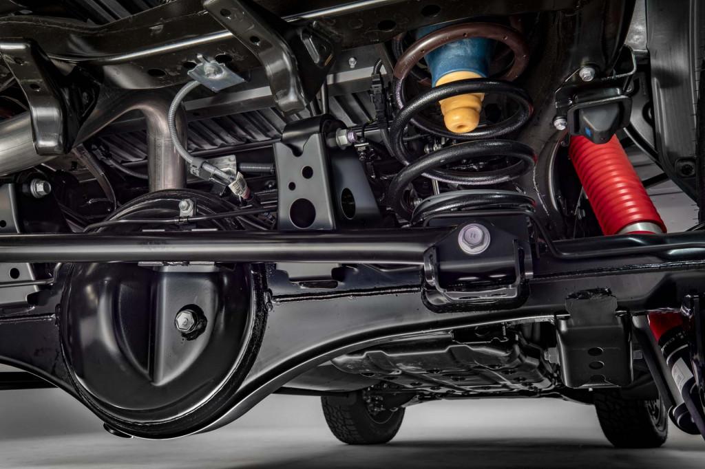 Teaser for 2022 Toyota Tundra