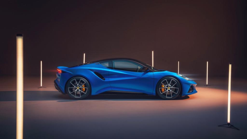 2023 Lotus Emira
