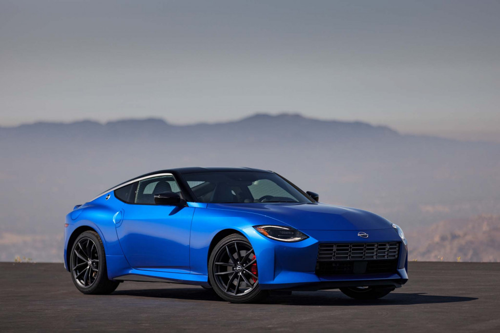 2023 Nissan Z sports coupe arrives with modern technology, turbocharged power