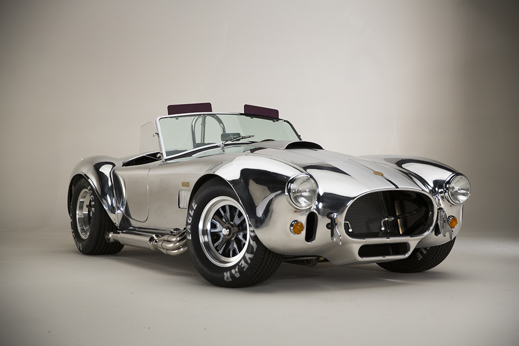 50th anniversary shelby cobra 427 announced 50 examples. Black Bedroom Furniture Sets. Home Design Ideas