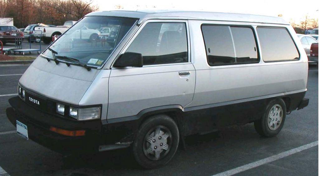 80s ToyoVan