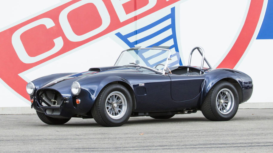 Carroll Shelby's personal car collection heading to auction