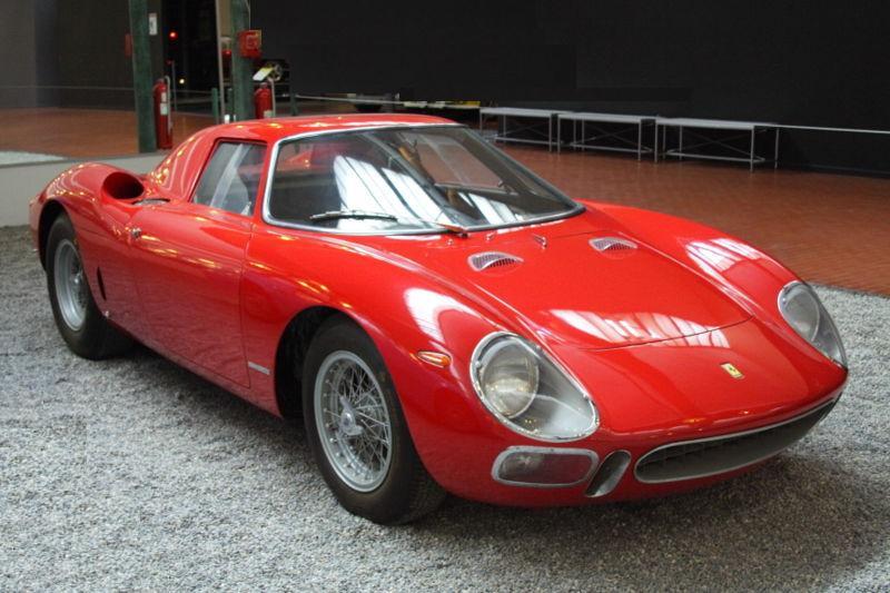 A 1964 Ferrari 250 LM - image: Wikipedia Commons