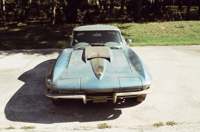 Neil Armstrong S 1967 Corvette For Sale On Ebay