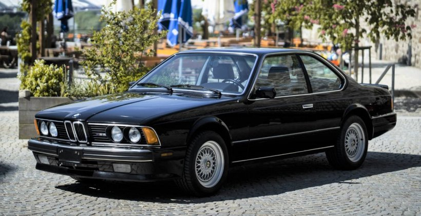 A 1984 BMW 633CS similar to what Prince owned | Classic Trader