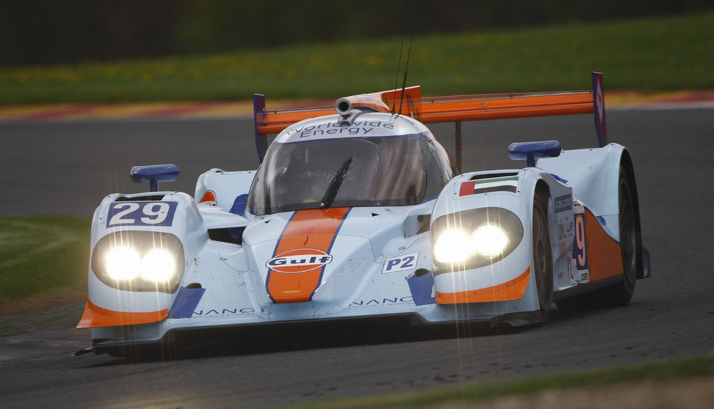Race Car Manufacturer Lola Ceases Operations