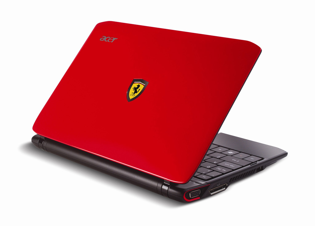 Acer Unveils Latest Ferrari One Notebook