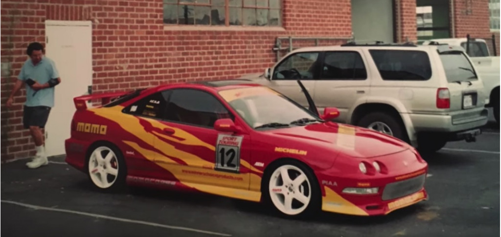 Acura Integra GS-R from 'The Fast and the Furious'