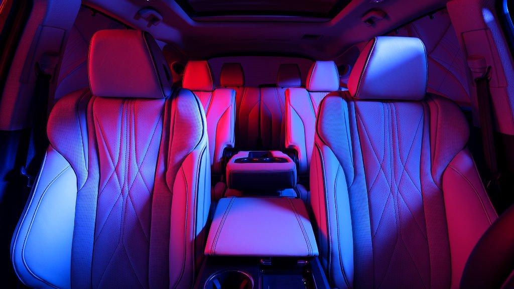 Acura MDX Prototype teaser