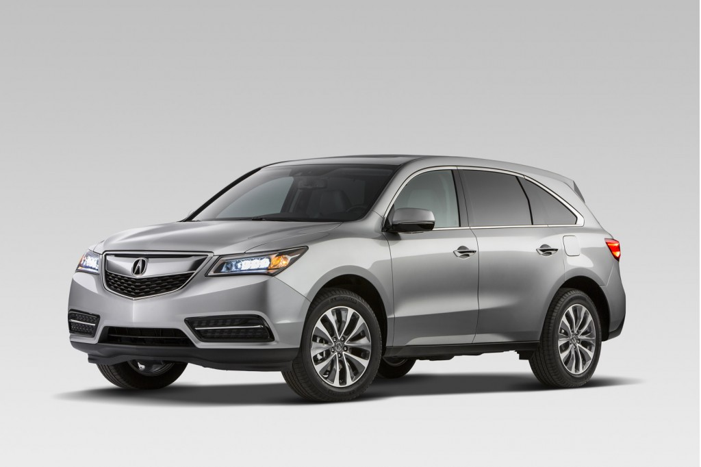2015 Acura Mdx Review Ratings Specs Prices And Photos The Car Connection
