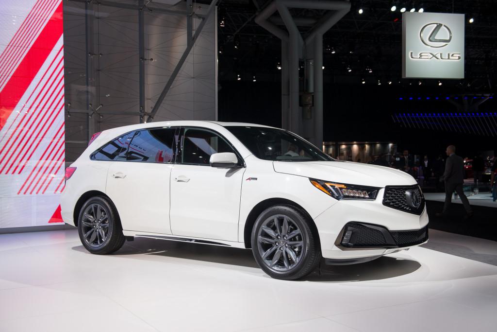 Acura MDX ASpec Priced From Autozaurus - Acura mdx 20 inch wheels