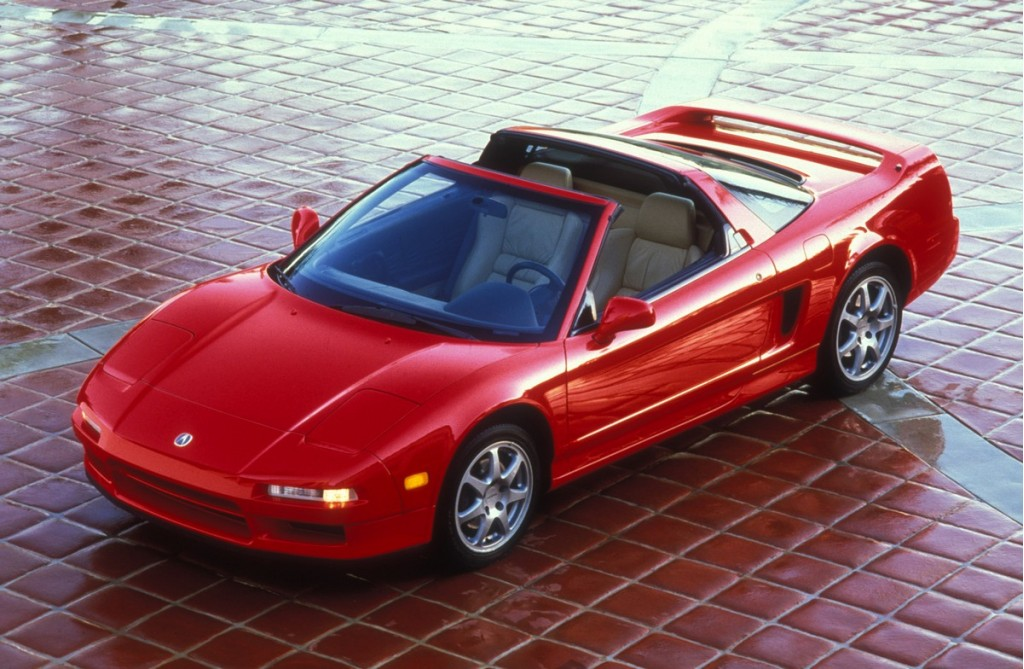 Attractive Acura Nsx 1989 2005 015