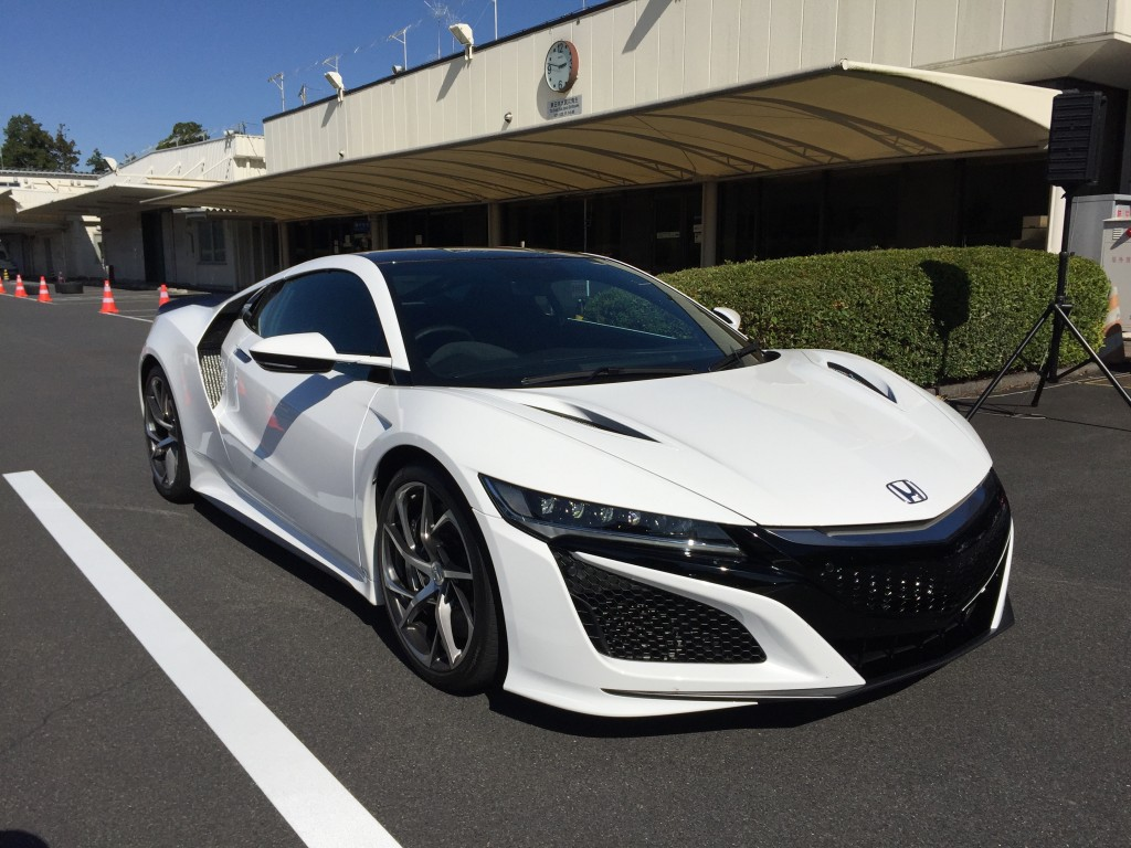 Acura Nsx Honda R D Center Oct 2017