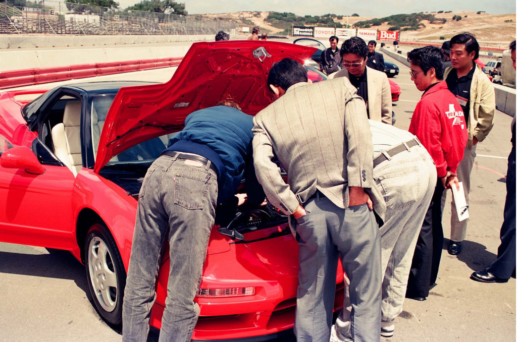 1991 Acura NSX - Acura NSX 30th Anniversary