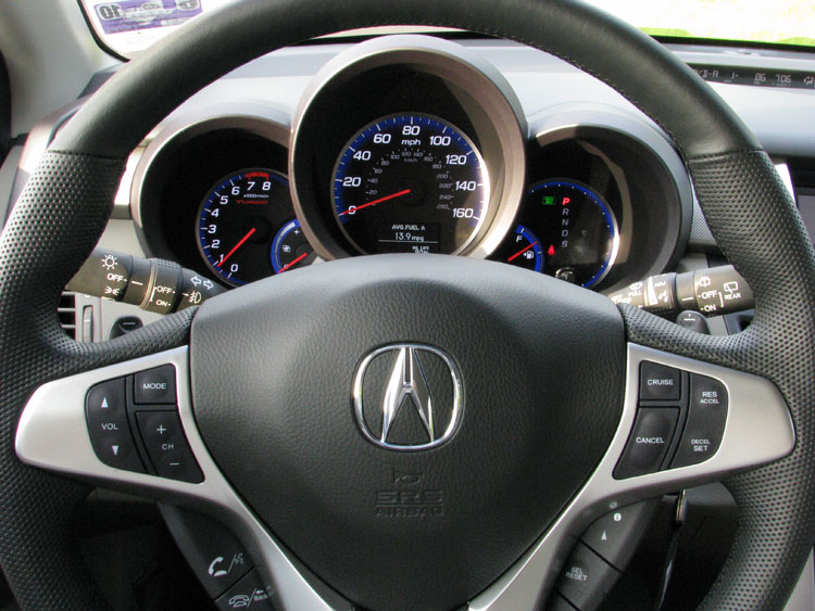 image acura rdx 2009 review interior popup 750 1 jpg size 750 x
