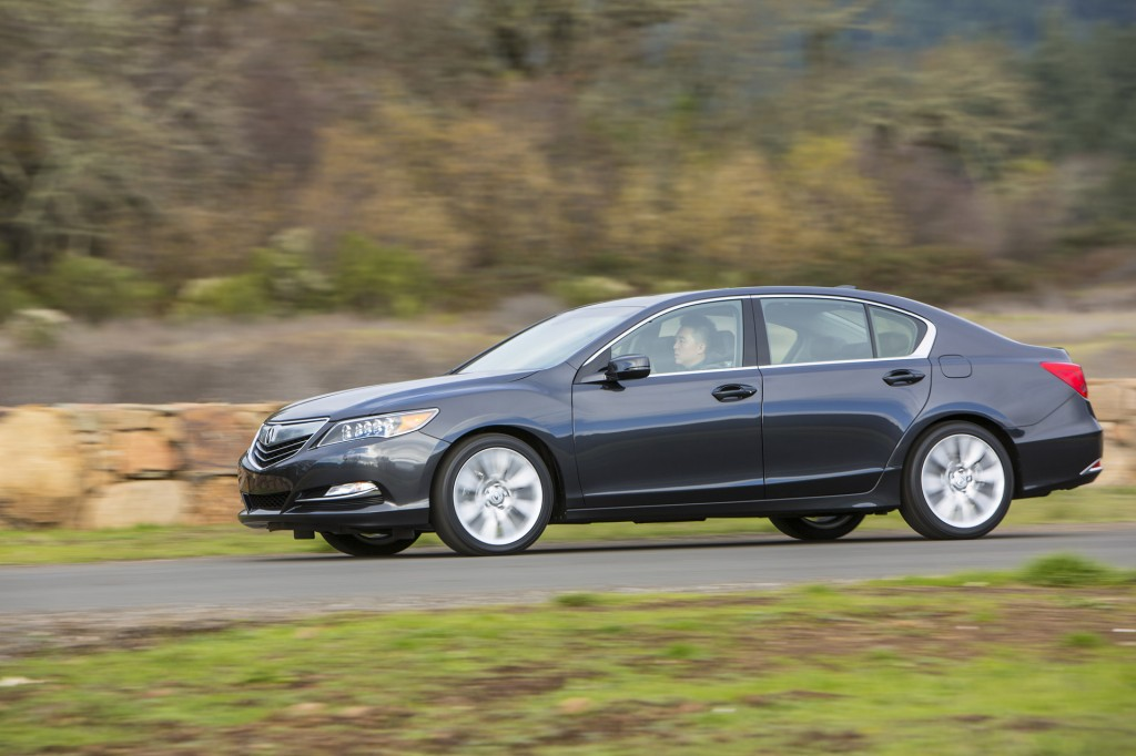2016 Acura Rlx Review Ratings Specs Prices And Photos The Car Connection